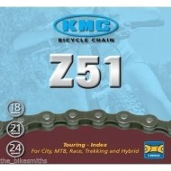 Lant bicicleta KMC Z51 6/7/8Viteze