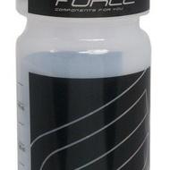 Bidon Force F 0.75l transparent/negru
