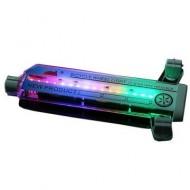 Dispozitiv cu lumini multicolore pentru spite bicicleta, 32 LED-uri, 4 culori