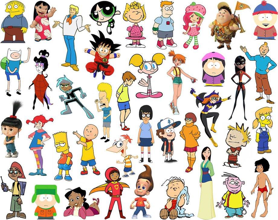 Figurine Personaje TV
