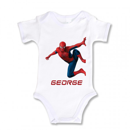 Body printat SpiderMan