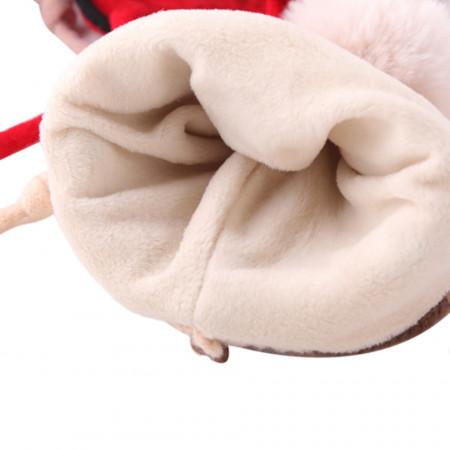 Caciula de iarna cu capsuni