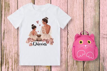 Tricou Queens