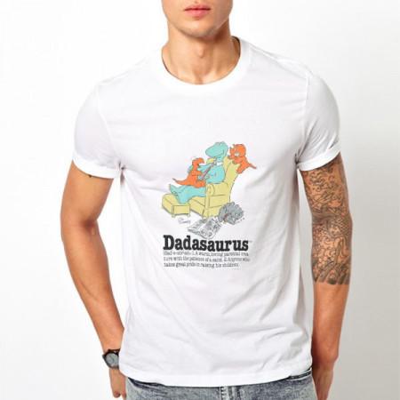 Tricou printat Dadasaurus