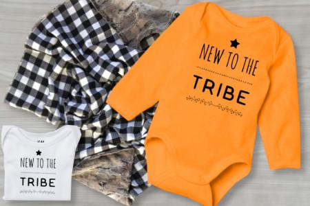 Body Bebe Personalizat NewTribe