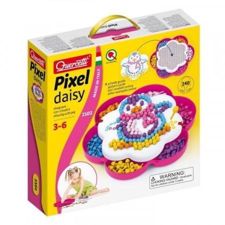 Pixel Daisy 10mm