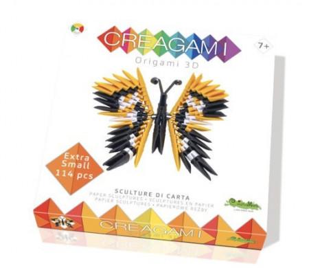 Creagami, fluture