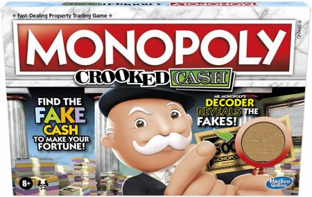 JOC MONOPOLY CROOKED CASH