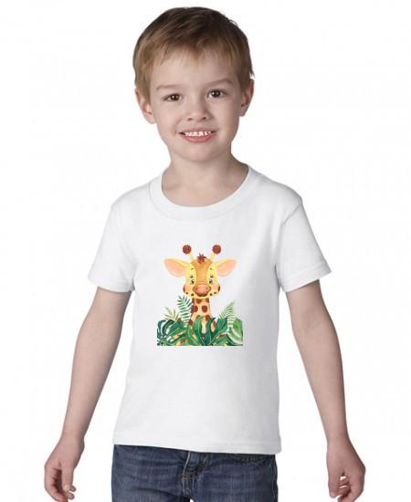 Tricou girafa