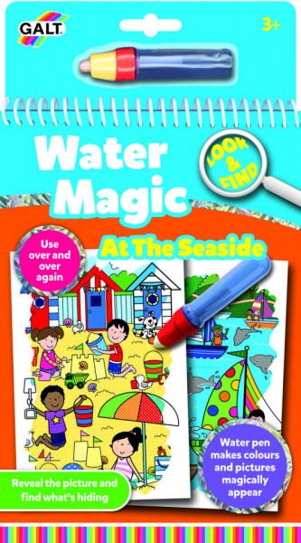 Water Magic:Carte de colorat La mare