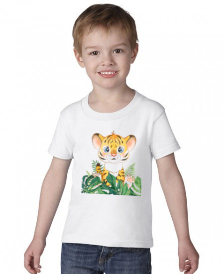 Tricou tigrisor