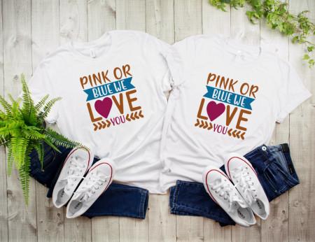 Set Pink or Blue