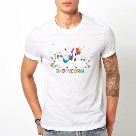 Tricou printat Dadycorn 2