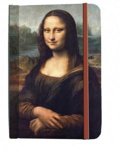 Agenda Fridolin Da Vinci Mona Lisa