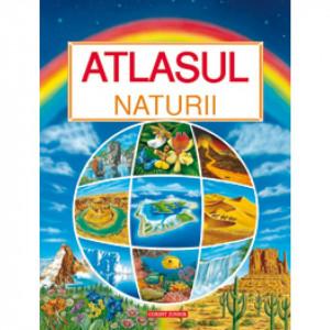 Atlasul naturii - Carte povesti pentru copii