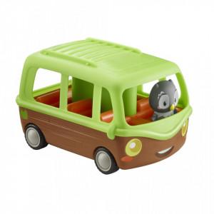 Autobuzul aventurii din Klorofil - Adventure Bus - Set joc de rol si imaginatie