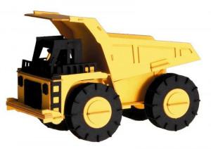 Camion, macheta 3D Fridolin