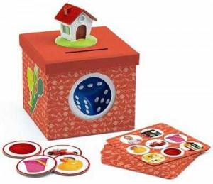 Cartonase - obiecte casnice Kioukoi Djeco