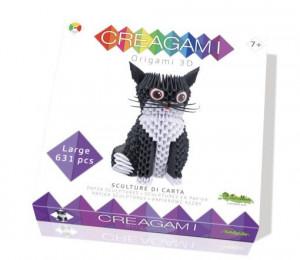 Creagami, pisica