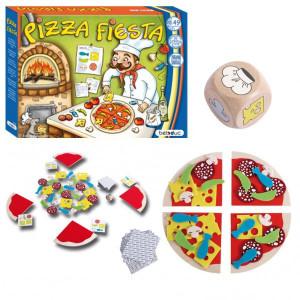 Joc Pizza Fiesta - Beleduc