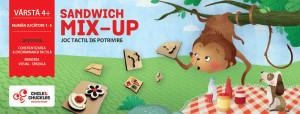 Joc tactil - Sandwich Mix Up
