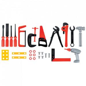 Jucarie Pilsan Trusa unelte 03-314 cu accesorii