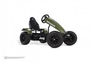 Kart BERG XXL Jeep Revolution E-BFR