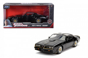 MASINUTA METALICA FAST AND FURIOUS 1977 PONTIAC FIREBIRD SCARA 1 LA 24