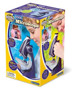 Microscop 450X