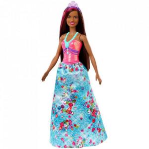 Papusa Barbie by Mattel Dreamtopia printesa GJK15