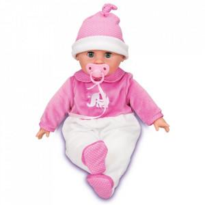 Papusa cu corp moale Simba Laura Bedtime 38 cm cu accesorii