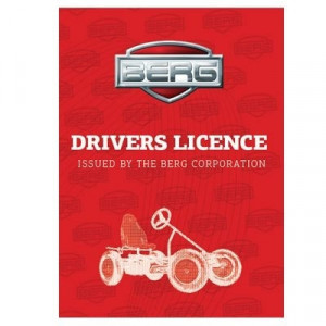 Permis - Berg driver license