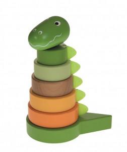 Piramida tip Montessori, dinozaurul Arthur
