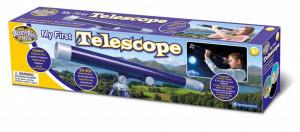 Primul meu telescop cu trepied
