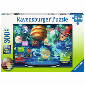 PUZZLE HOLOGRAMA PLANETELOR, 300 PIESE