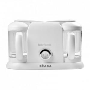 Robot Babycook Plus White Silver