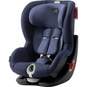 Scaun auto King II LS Black Series Moonligt blue Britax-Romer