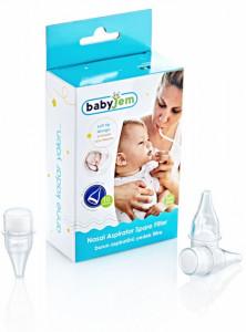 Set 10 rezerve pentru aspirator nazal BabyJem