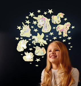 Set reflectorizant - Unicorni si stele