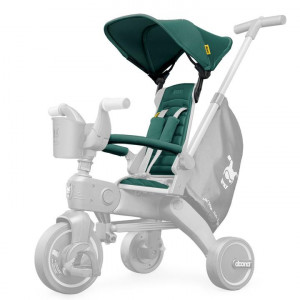 Set textil Liki Trike Racing Green