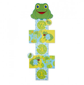 Sotron din spuma Skippy Frog Melissa and Doug