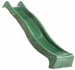 Tobogan HDPE 'REX' Rampa 120 cm Verde