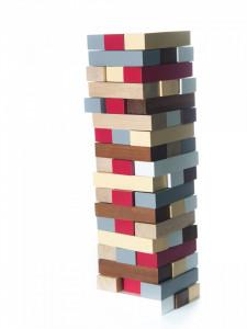 Turn din lemn, jucarie handmade Marc toys