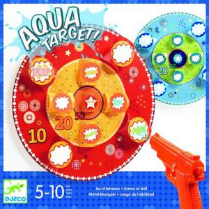 Aqua Target, joc cu apa, Djeco