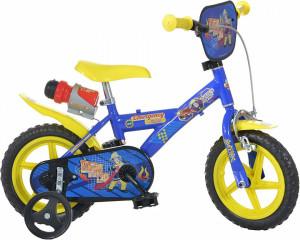 Bicicleta copii 12'' Pompierul Sam