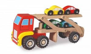 Camion cu masini, Egmont