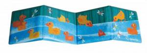 Carte pentru baita bebelusului ratuste, Egmont