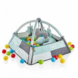 Centru de joaca cu bile BabyJem Toy Ball Play Mat