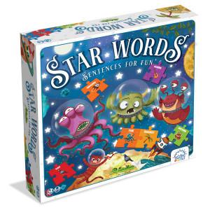 Joc educativ Smarty Puzzle- Star Words