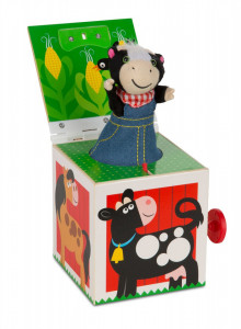 Jucarie cu surpriza Jack in the Box Melissa and Doug